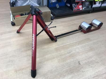 【在庫1点限り】FEEDBACK SPORTS PORTABLE BIKE TRAINER