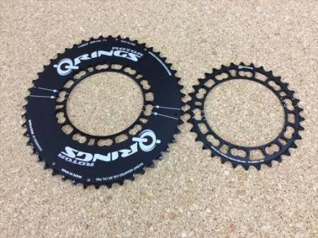 Q-RINGS 110 PCD COMPACT ROAD