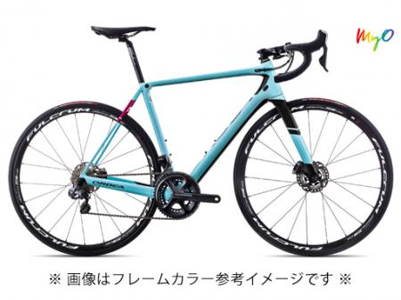 2018 ORCA OMR M10チーム DISC DURA-ACE