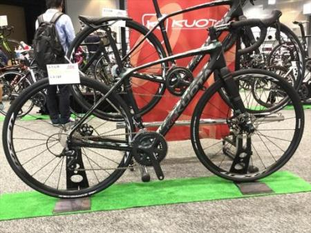 KUOTA K-ALL ROAD LFS Tiagra 2017 【予約受付中】