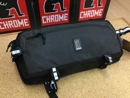 CHROME  KADET NYLON NIGHT/BLACK