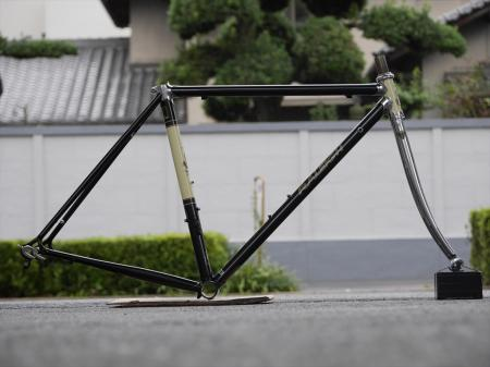RALEIGH CRD Carlton Record フレームセット 【2017】