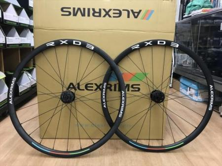 ALEXRIMS RXD3 ディスクロード用ホイール